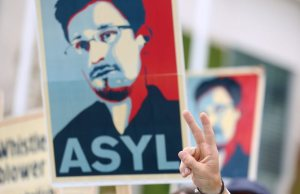GERMANY PROTEST SNOWDEN